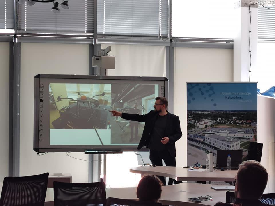 Maciej's presentation