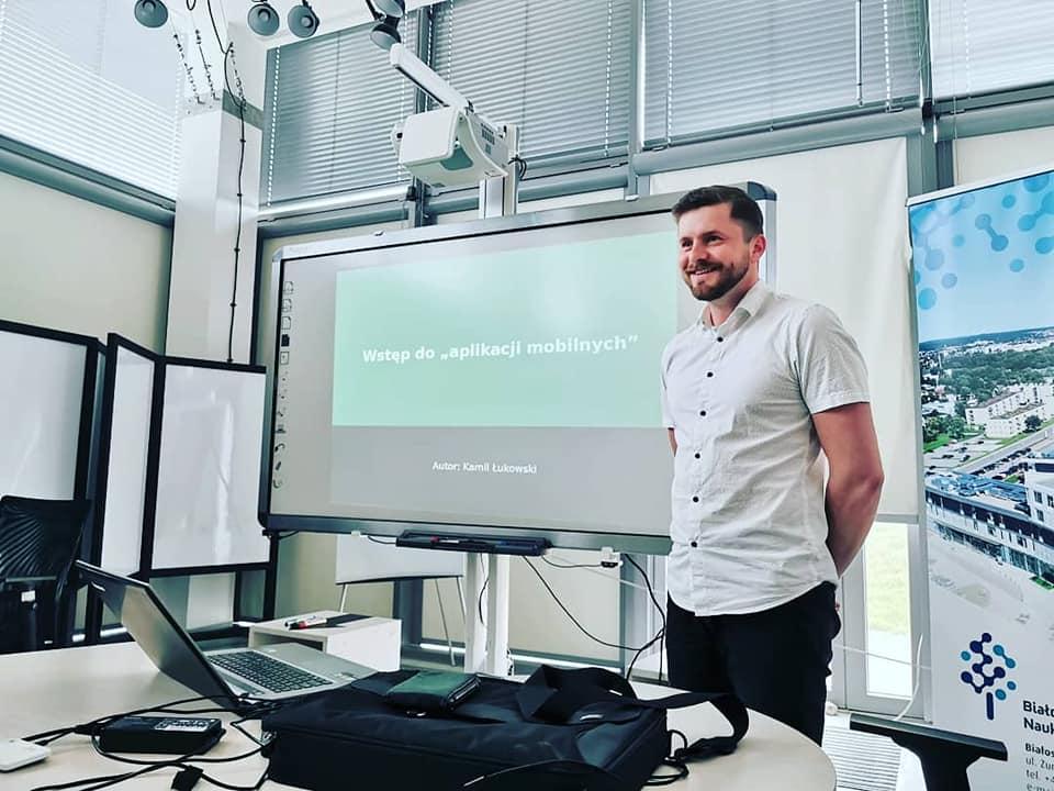 Kamil's presentation